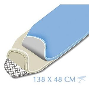 buegelbrett ersatzpolster 138x48-klein