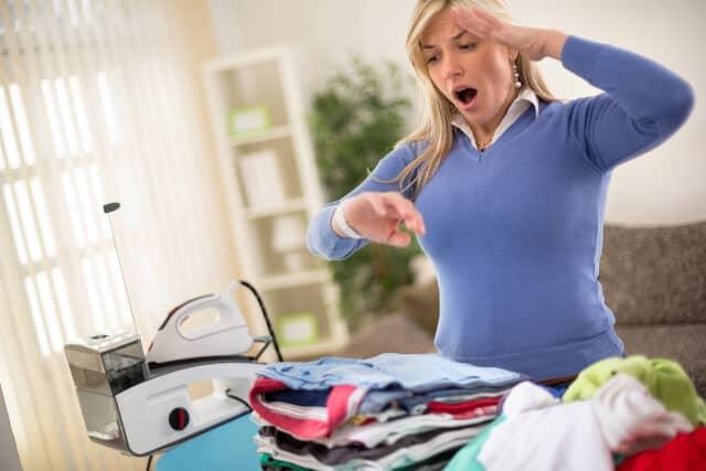 Hemden bügeln - wie bügelt man richtig