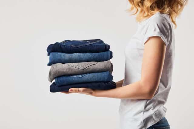 Hosen bügeln - wie bügelt man Hosen richtig