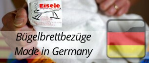 Eisele Bügelbrettbezug Made in Germany